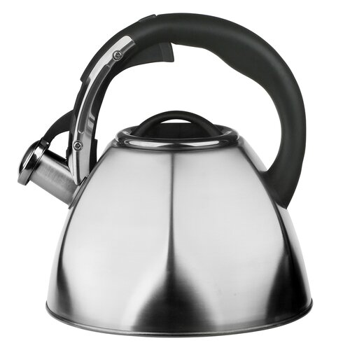 Mather 2.7L Stainless Steel Whistling Stovetop Kettle Symple