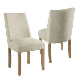 Reviews Barnabas Curved Back Upholstered Dining Chair (Set of 2) by Highland Dunes Reviews (2019) & Buyer's Guide