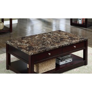 Alyshia Lift Top Coffee Table with Storage