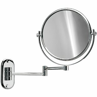 Knap Double-Sided Extendable Makeup/Shaving Mirror BySymple Stuff