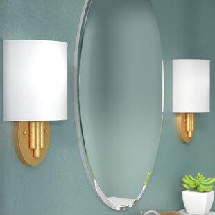 Affordable Arthur 1-Light Flush Mount (Set of 2) By Corrigan Studio