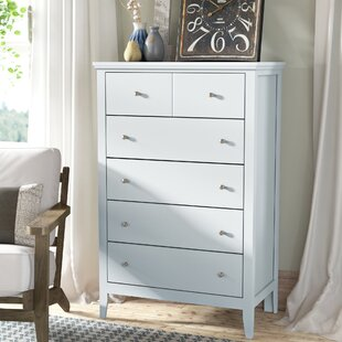 Lignite 5 Drawer Chest