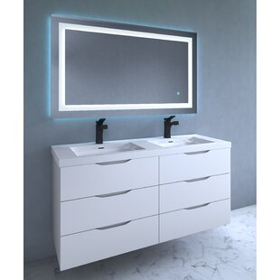 Fosse Bathroom Vanity Mirror