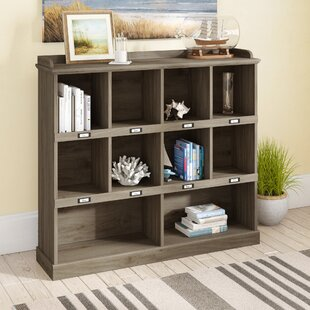 Review Bowerbank Cube Unit Bookcase by Beachcrest Home