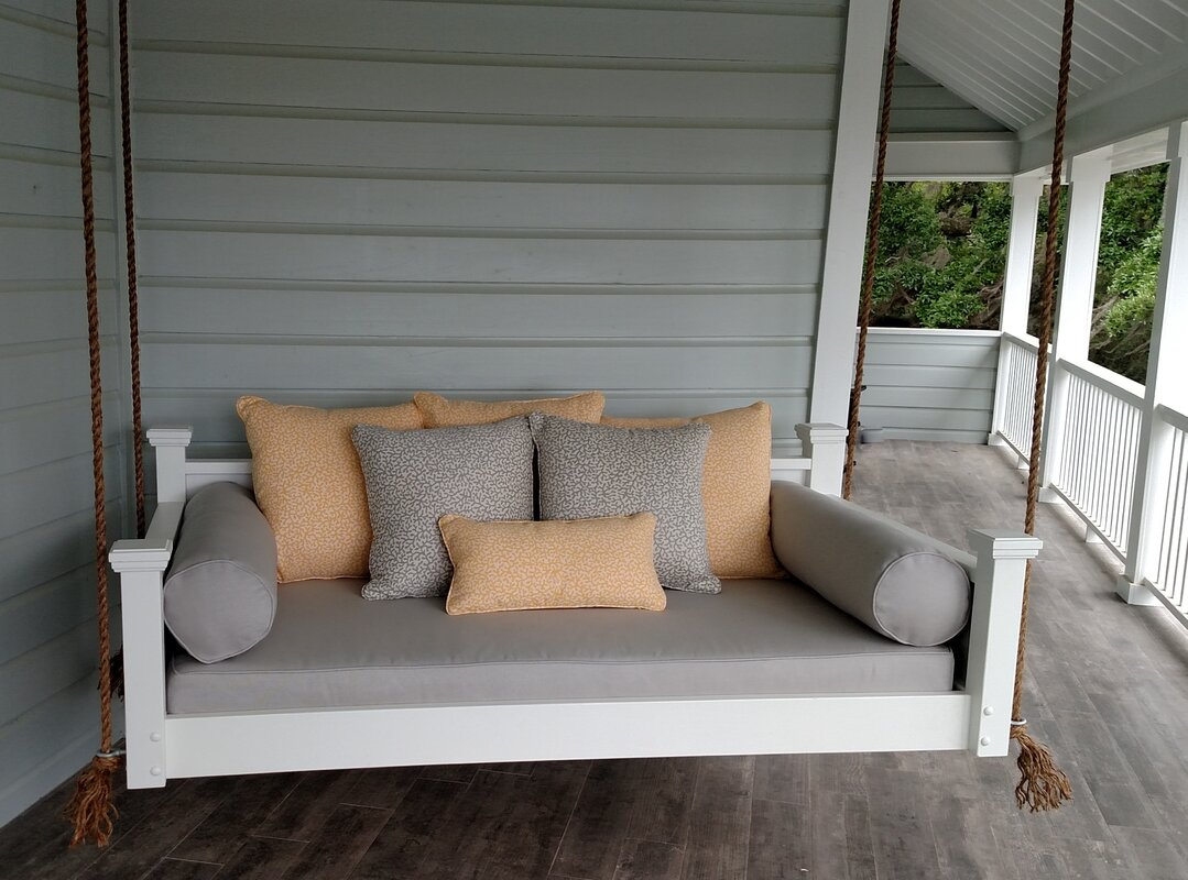 Southern Savannah Porch Swing