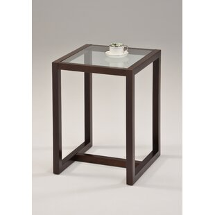 Houchin End Table by Ebern Designs