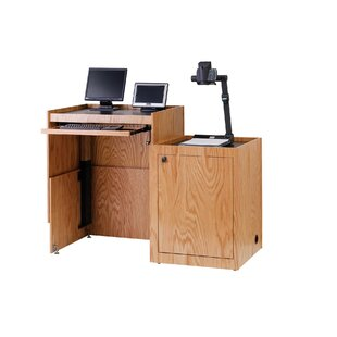 Educator Series Ada Compliant Lectern by Sound Craft