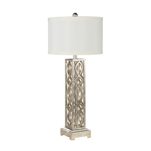 Distressed Trinity 28 Table Lamp