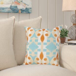 Tommy Ikat Pillow Cover