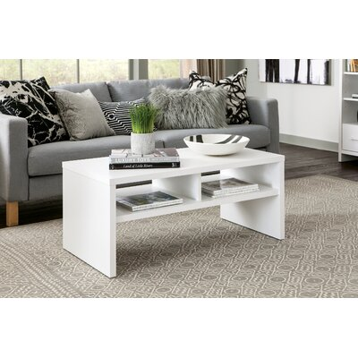 Natural Amp White Coffee Tables You Ll Love In 2019 Wayfair