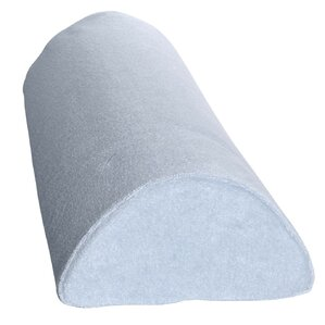 4-in-1 Soft Half Moon Bolster Cover by Deluxe Comfort