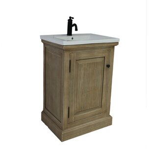High-End Barnaby 24 Single Bathroom Vanity Set By Highland Dunes