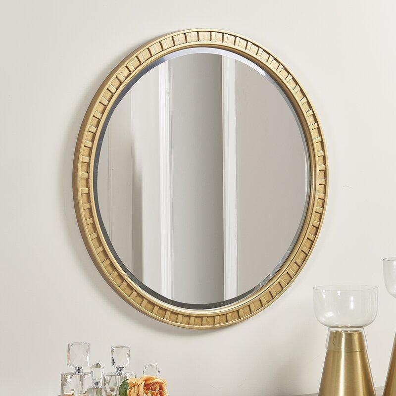 Ophelia Co Kazuko French Country Beveled Dresser Mirror Wayfair