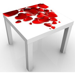 Heart Balloons Children's Table by PPS. Imaging GmbH