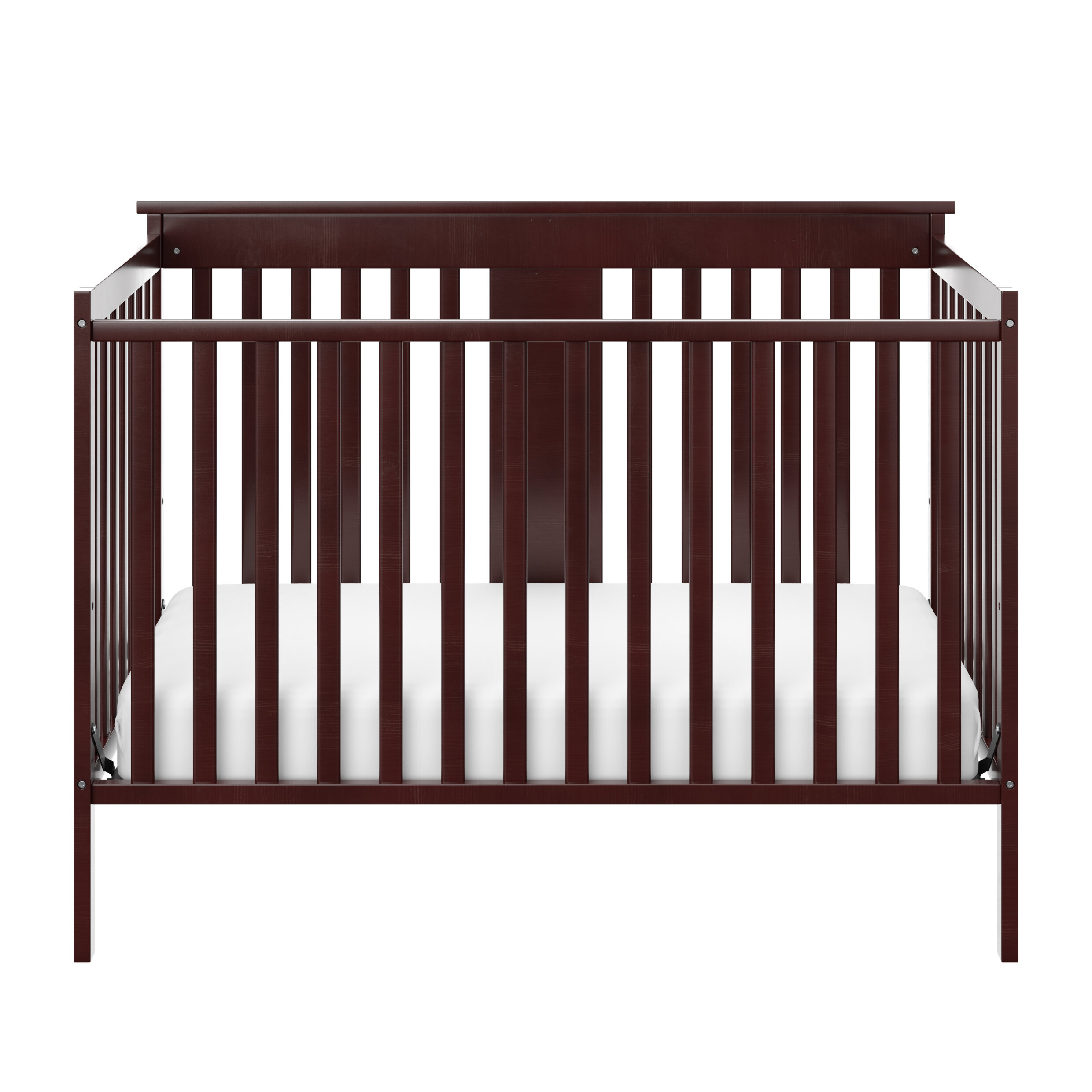 princess scandinavian folding r walnut mid baby in tuscany bedroom breathtaking stork natural modern cribs wood canopy babies mod combo convertible crib us century storkcraft craft munire changer red
