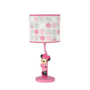 Comparison Disney Minnie Mouse 16 Table Lamp By Carter
