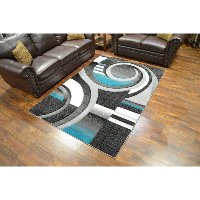 MODERN BLACK PINK LARGE Rug  3D CARVED SOFT PILE RUG HARD WEARING ALL FLOORS 2