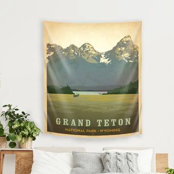 East Urban Home Anderson Design Group Grand Canyon National Park Tapestry Wayfair