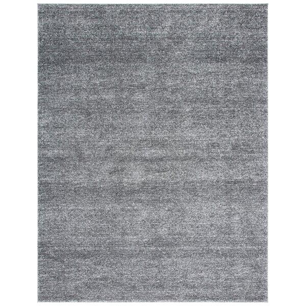 Latitude Run Arantza Power Loom Gray Rug Wayfair