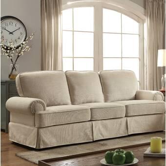 Orren Ellis Plattsmouth Sectional Sofa With Cushions Wayfair Ca