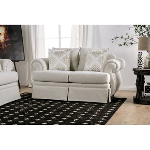 Reviews Cheatwood T-Cushion Loveseat by Darby Home Co Reviews (2019) & Buyer's Guide