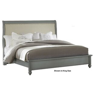 Bowie Storage Sleigh Bed