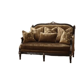 Parisian Court Standard Loveseat