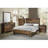 Desilva Standard 5 Piece Bedroom Set by Loon Peak