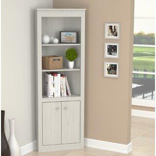 Alma Corner Bookcase by Ebern Designs SKU:DB660747 Details