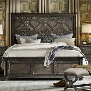 Vintage West Panel Bed by Hooker Furniture