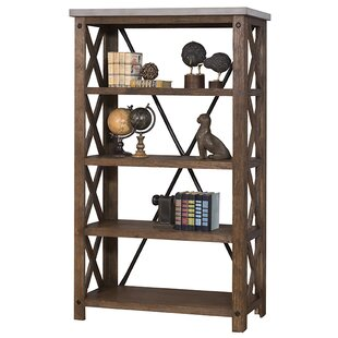 Stanhope Etagere Bookcase Gracie Oaks