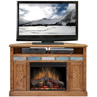 Oak Creek TV Stand for TVs up to 55 with Fireplace by Legends Furniture