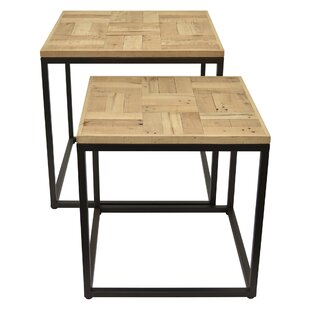 Teegan 2 Piece Nesting Table