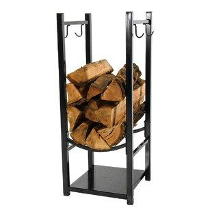 Indoor Firewood Holder | Wayfair.ca