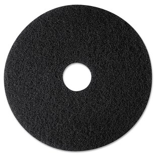 3M High Productivity Pad- 12 Black 5 Pads/Carton