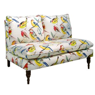 Deals Birdwatcher Settee by Skyline Furniture Reviews (2019) & Buyer's Guide