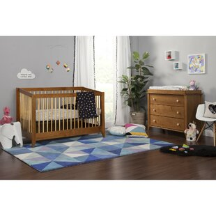 Sprout 4-in-1 Convertible 2 Piece Crib Set Bybabyletto