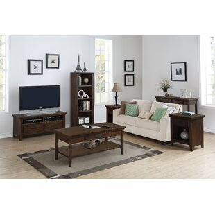 Rockwell 3 Piece Coffee Table Set
