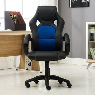 Racing Style High-Back Executive Chair
