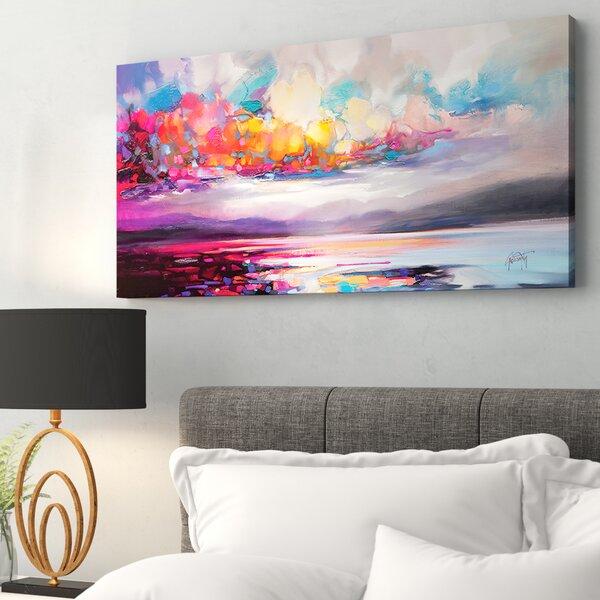 """Multi-colour 60 x 80cm Scott Naismith /""""matter 2/"""" Canvas Print"""