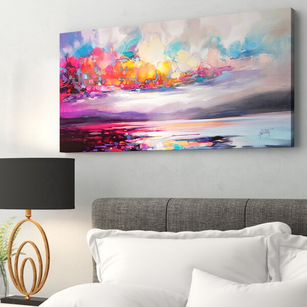 Caracella Stratocumulus By Scott Naismith Painting Print