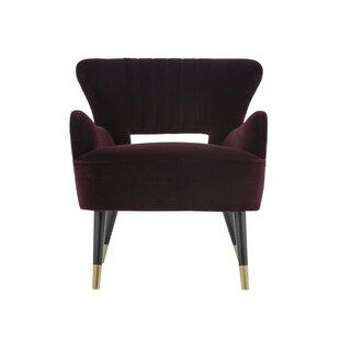 Club Hanna Armchair By Sunpan Modern
