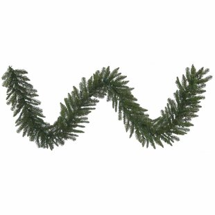 Durango Spruce Artificial Christmas Garland with 50 Lights