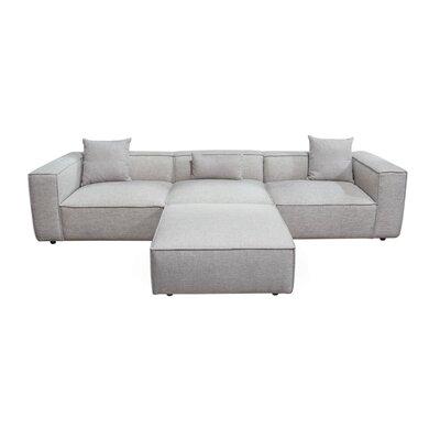 Vice Reversible Sectional Diamond Sofa