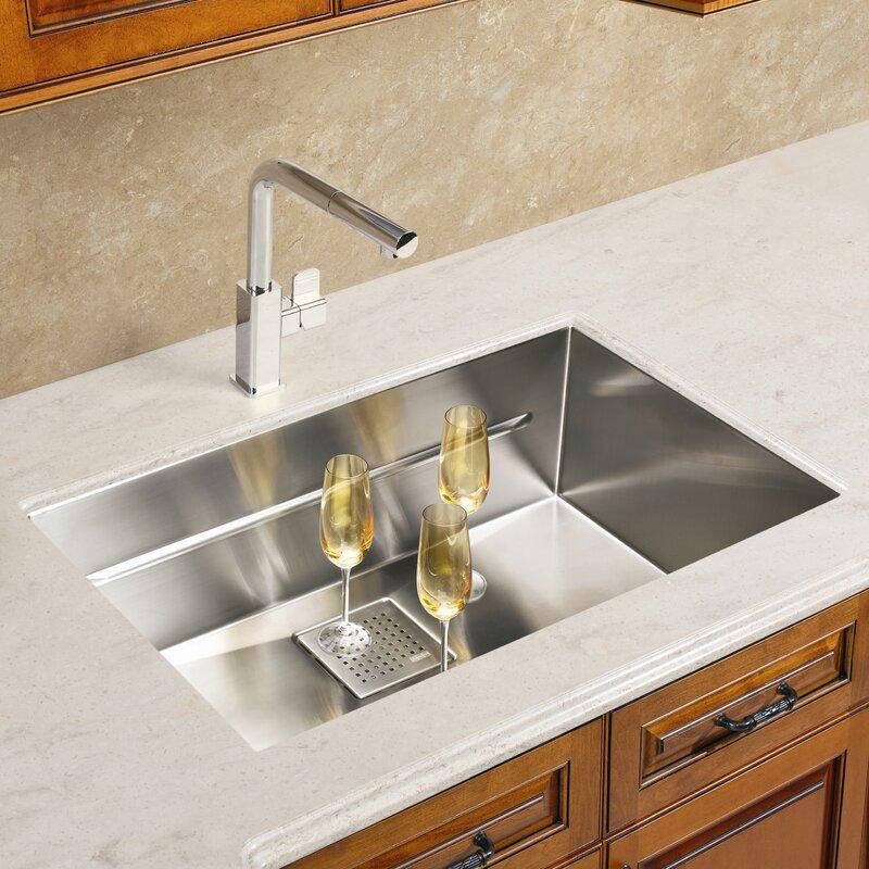 peak 28 75   x 17 75   single bowl kitchen sink franke peak 28 75   x 17 75   single bowl kitchen sink  u0026 reviews      rh   wayfair com