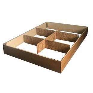 Allerton Storage Platform Bed