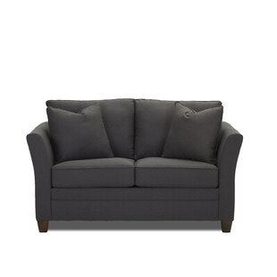 Find a Muldoon Sleeper Loveseat by Darby Home Co Reviews (2019) & Buyer's Guide