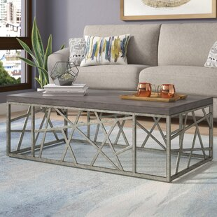 Hiers Coffee Table Brayden Studio