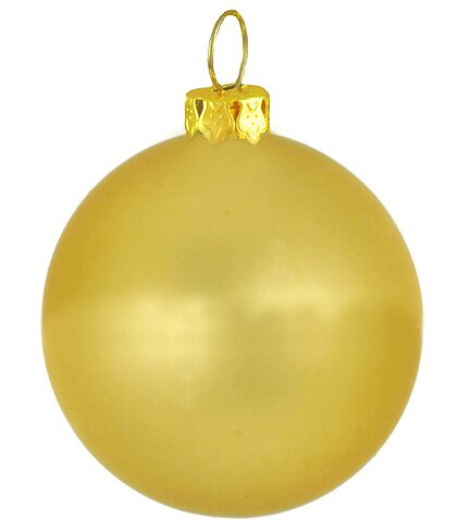 The Holiday Aisle Commercial Shatterproof Christmas Ball Ornament Reviews Wayfair
