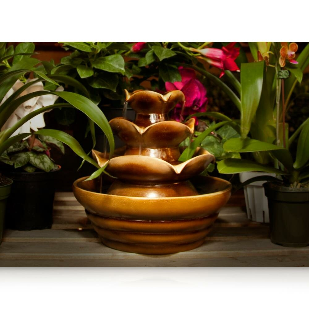 Relaxing Tabletop Water Fountain